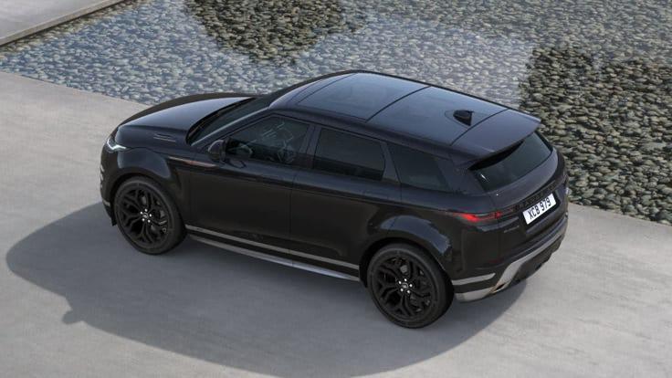Land Rover Range Rover Evoque 2.0 2021,Benzyna, CS015705796000000