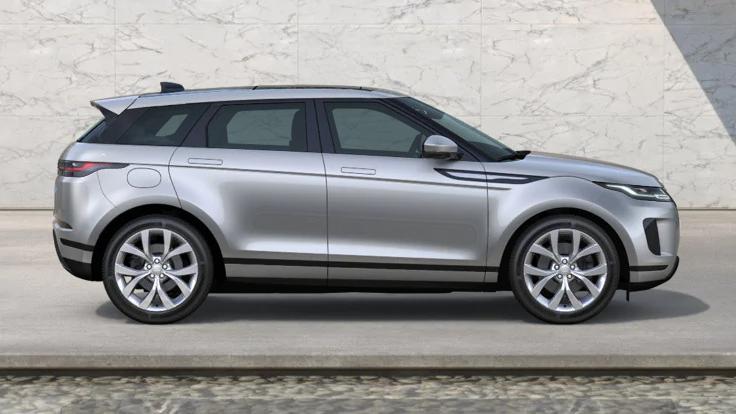 Land Rover Range Rover Evoque 2.0 2021, Benzyna, CS015906976000000