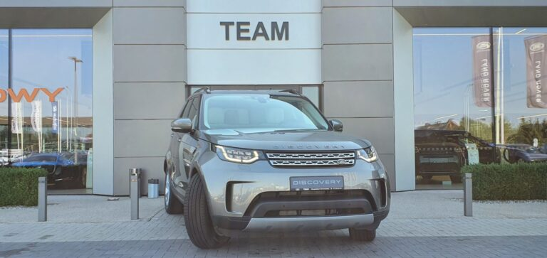 Land Rover Discovery V 2020, Diesel, SALRA2BN6L2437091