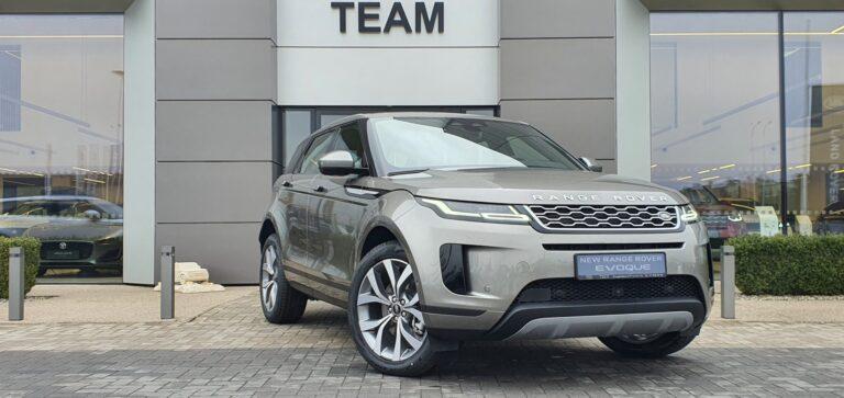 Land Rover Range Rover Evoque 2021, Benzyna , SALZA2BX8MH137455