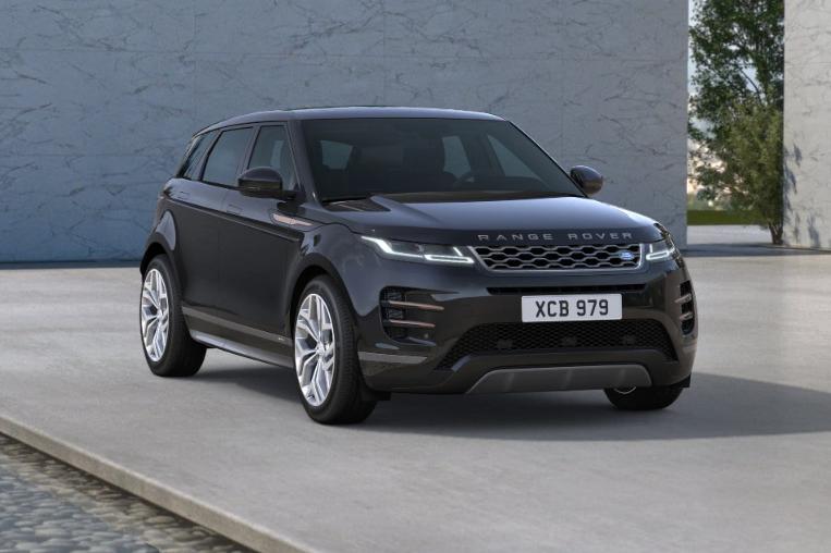Land Rover Range Rover Evoque 2021, Benzyna, SALZA2BX1MH137622