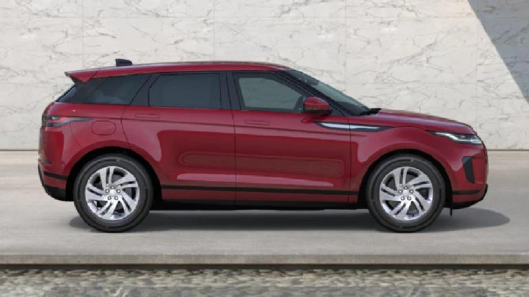 Land Rover Range Rover Evoque 2021, Benzyna, SALZA2BX1MH139354
