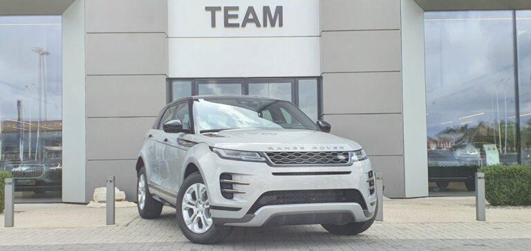 Land Rover Range Rover Evoque 2.0 2021, Benzyna, SALZA2BX6MH138717