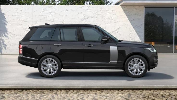 Land Rover Range Rover 2021 , Diesel, SALGA2BW9MA440641