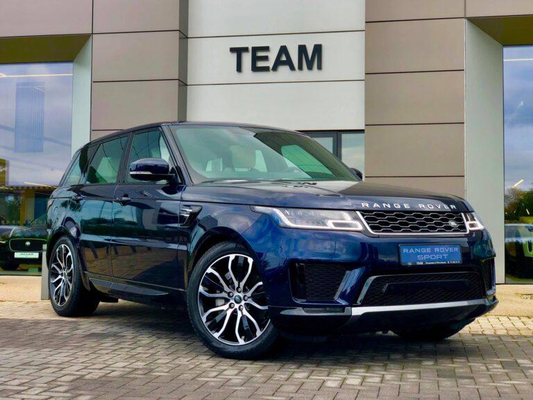 Land Rover Range Rover Sport 2021, 5 km  Diesel, SUV, SALWA2BW1MA794567