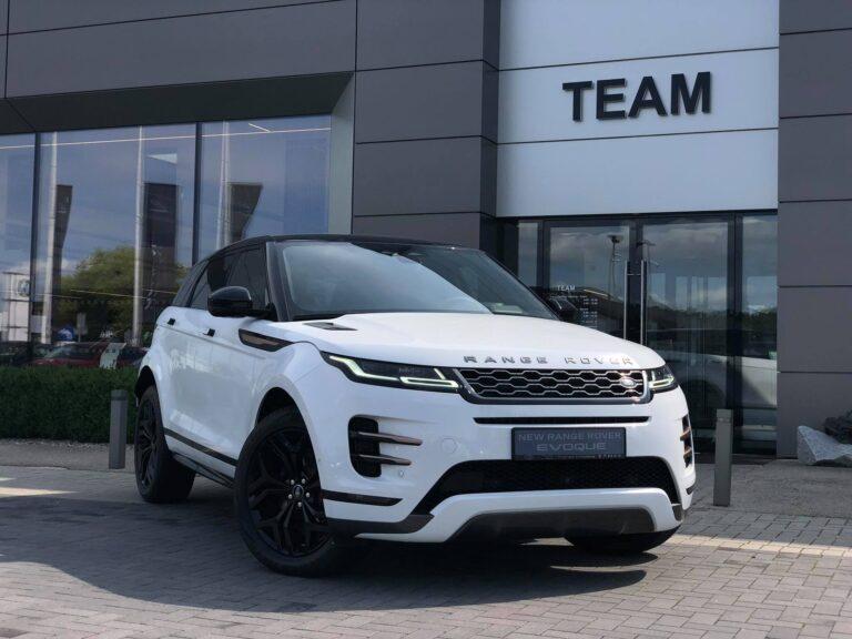 Land Rover Range Rover Evoque 2.0, 2021  5 km, Diesel, SUV, SALZA2BN8MH145392
