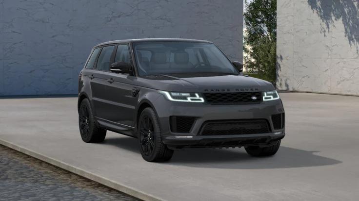 Land Rover Range Rover Sport S 2021, 5 km, Diesel, SUV, SALWA2BW6NA208690