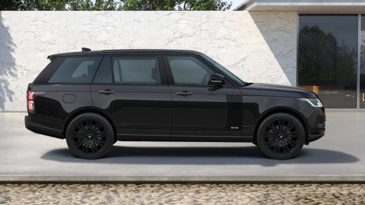 Land Rover Range Rover 3.0 2021, 5 km  Benzyna, SUVSALGA3BU8MA450145