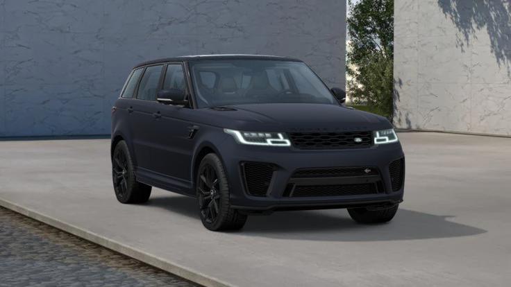 Land Rover Range Rover Sport 2021, 5 km  Benzyna, SUV, SALWA2BE6NA202122