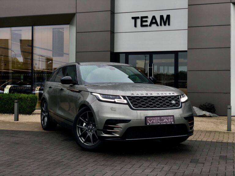 Land Rover Range Rover Velar 2.0,2021, 5 km, Benzyna, SUV, SALYA2BX4MA311753